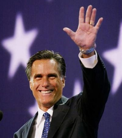 MITT ROMNEY Is the Most Transparent Presidential Candidate