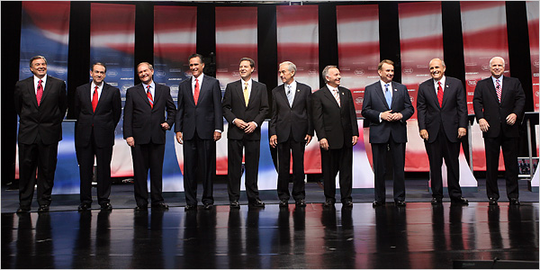 Republican Presidential Candidates | Daily Political